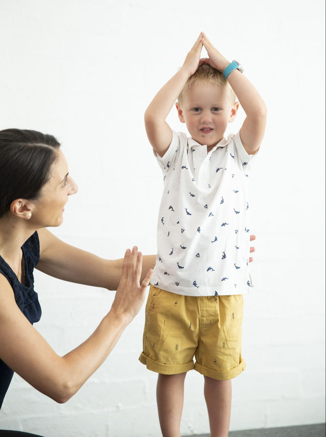 kids physio toddler back pain