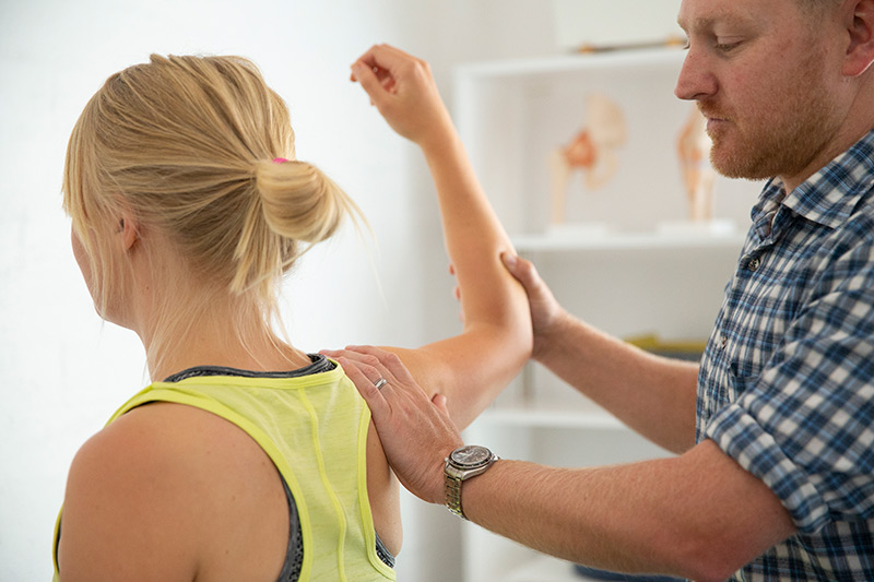 Physiotherapy Treatment for Shoulder Pain