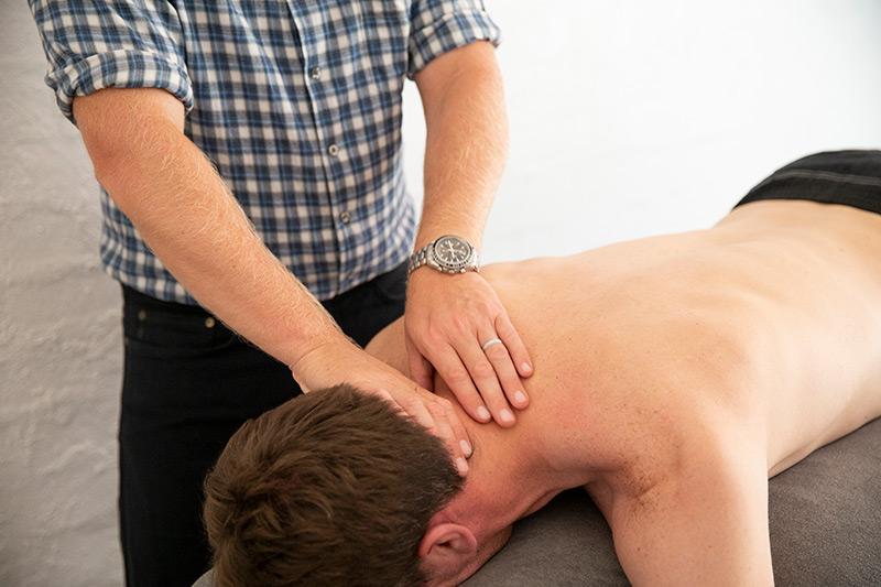 neck tension headache physio perth