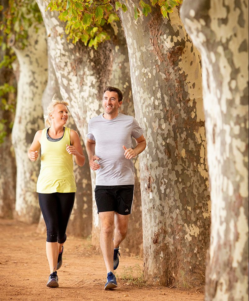 Sports Physiotherapy running